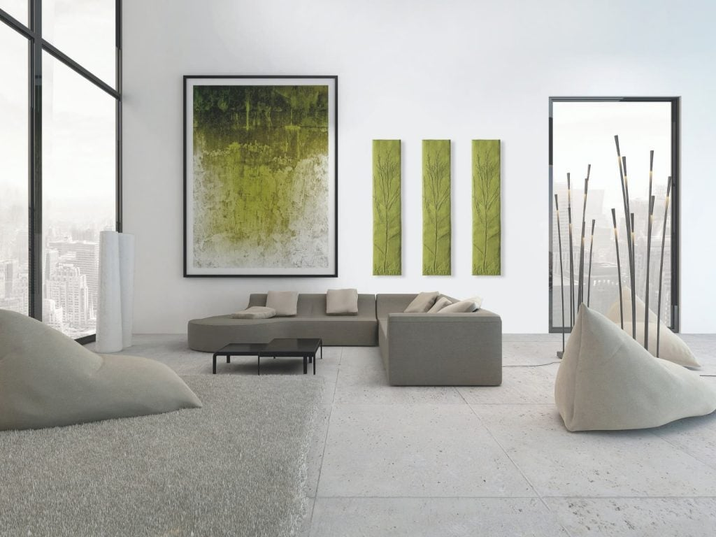 Natura electric radiators available in bespoke colours to match your decor