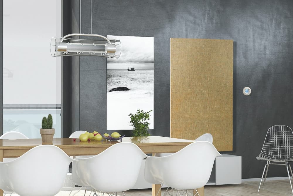 Tocco electric radiator by Creative Radiators