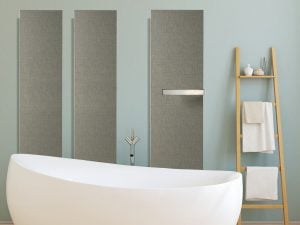 Tocco electric radiators are suitable for any environment