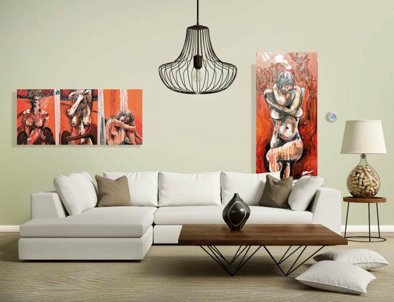 Ricardo Amore limited edition Designer Radiator ITALY