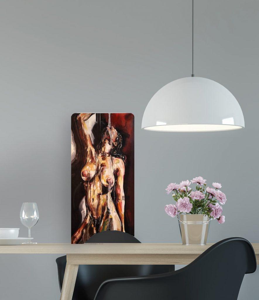 Bespoke electric radiators, ricardo Amore 1200w