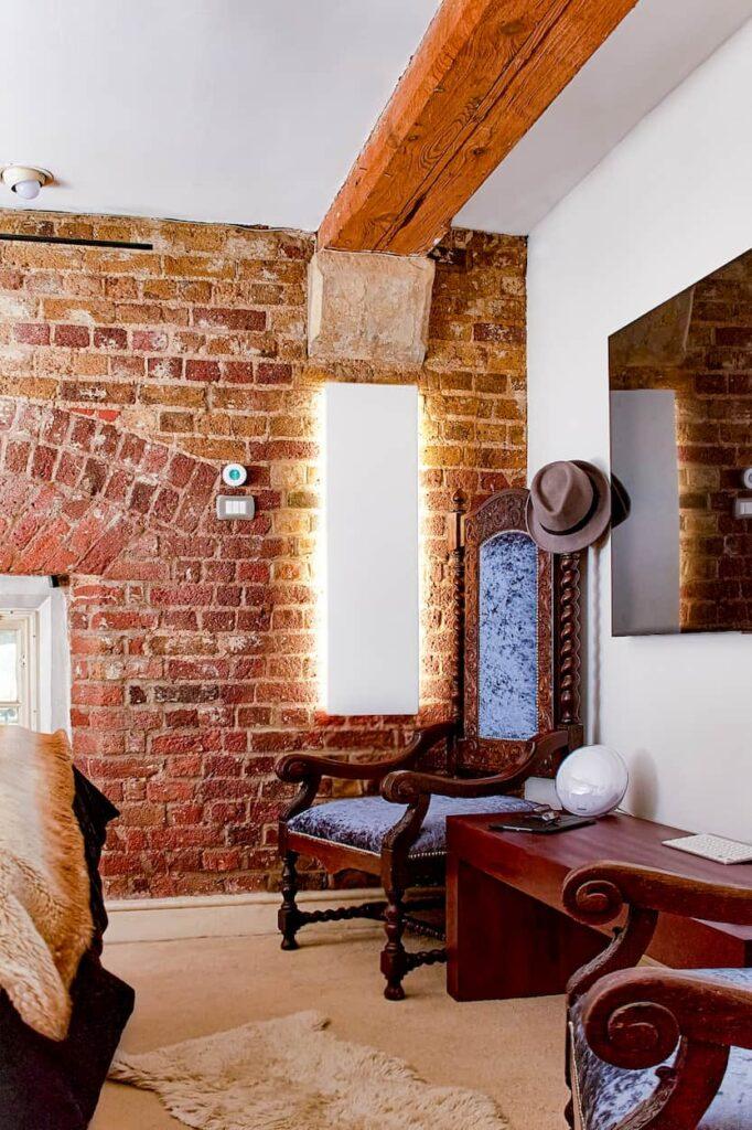 Creative Radiators designer radiators in Bedroom london