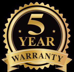 electric radiators 5 years warranty