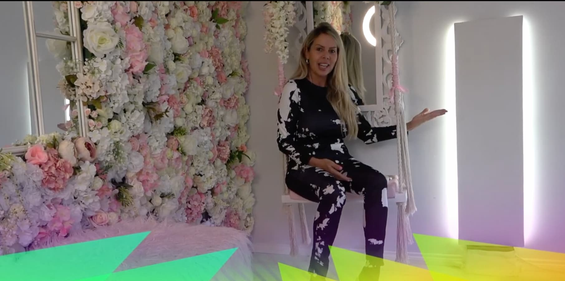 EMMA MORGAN, BELLADONNA AESTHETICS, VIDEO TESTIMONIAL on Creative Radiators 2021