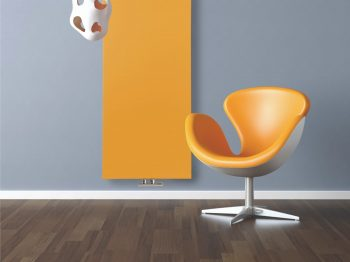 Marmo electric radiators smooth finish is totally customisable
