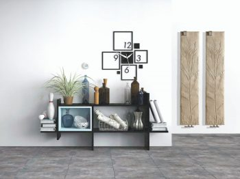 Natura electric radiators fit perfectly into the modern home