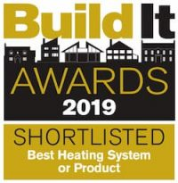 Creative Radiators has been shortlisted in the Best Heating System or Product category at the Build It Awards