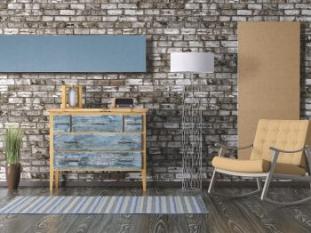 Tocco electric radiators with a unique texture like fabric